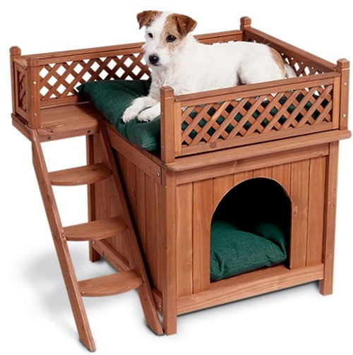 Wood Pet Home