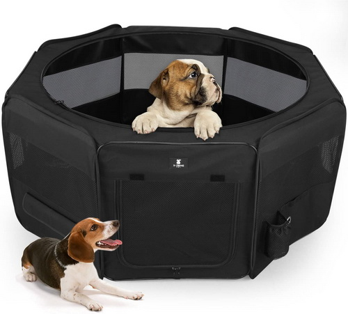 dog Playpen Review